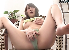 Gorgeous asian amateur maomi nagasawa masturbates - More at jav68.pw