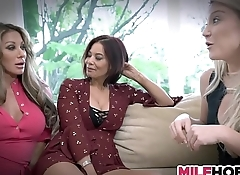 The More Needy MILFS For His Wiener The Better