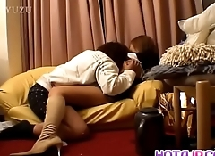 Intense sex play on cam with a hot ass Japanese milf in heats - More at hotajp.com