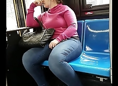 Candid Super Thick Italian Girl