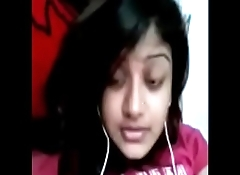 girlfriend ke sath video calling sexy filling part1