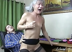 Bitchy Boss Gets Fucked