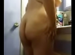 Filming Her Getting Undressed P. 2