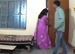 Sexy &amp_ Cute Indian Girl Fucked For Work