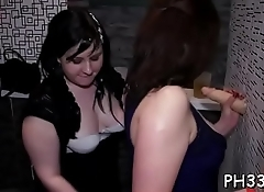Porn at party