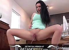 Wetandpissy - Lucia Denvile - Piss Drinking