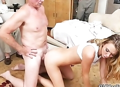 Young and old gang bang begging daddy xxx Molly Earns Her Keep
