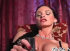 Wicked sweetheart tortures slave