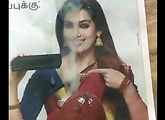 Raining cum for actress Nayanthara!!