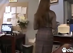 Rachel Roxxx Gets A Hard Fucking From Her Boss At Work